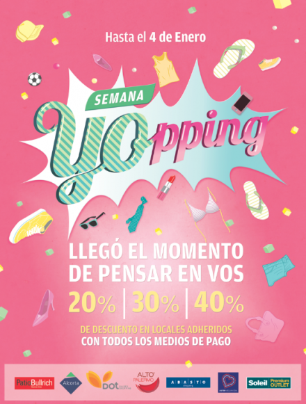 DOT BAIRES SHOPPING – SEMANA YOPPING 2014